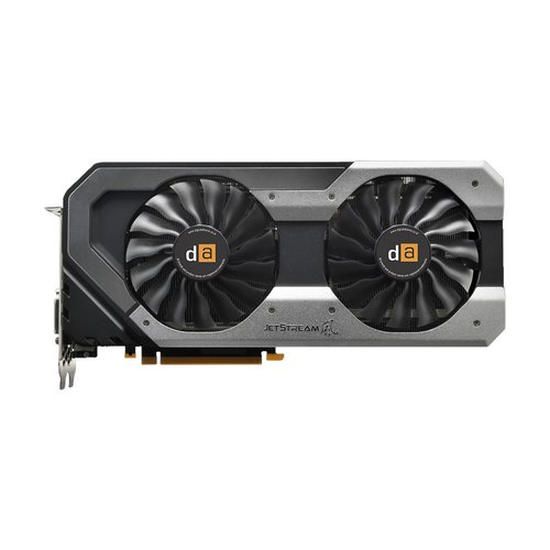 VGA DA GeForce GTX 1070TI Super JetStream 8GB GDDR5 256Bit