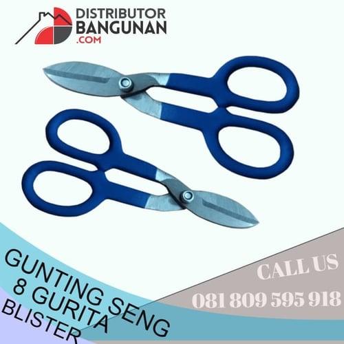 Gunting Seng 8 Blister