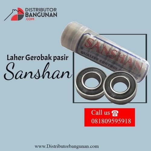 Laher Gerobak Pasir Shanshan