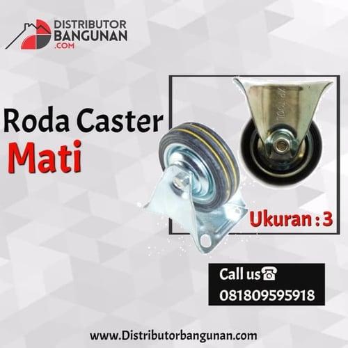 RODA CASTER MATI 3