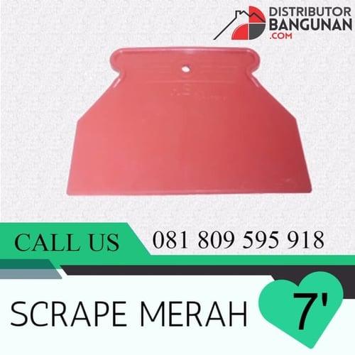 Scrape Merah 7