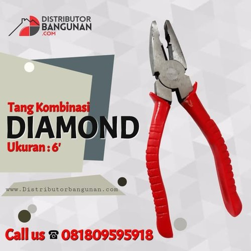 tang Kombinasi 6 Diamond