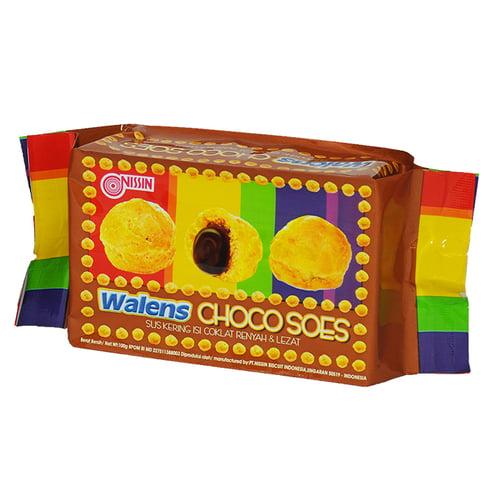 Walens Choco Soes 100gr