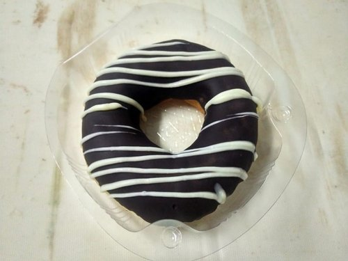 TWINBREAD Ring Donut White Strips
