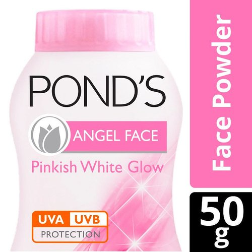 PONDS Powder Angel Face Pinkish White Glow 50g