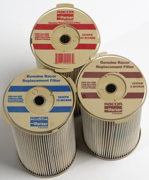 Racor 2020 Water Separator Cartridge Element Filter