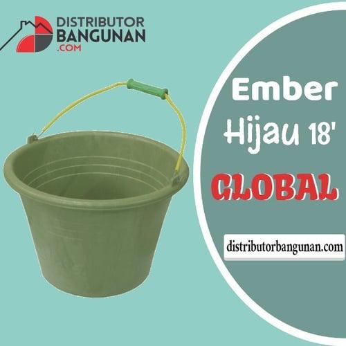 Ember Hijau 18 Global