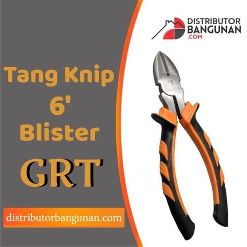 Tang Knip 6 Blister GRT