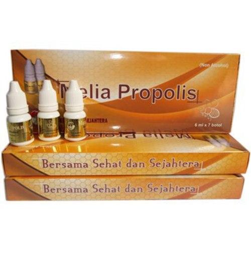 Melia Propolis 1 box isi 7 botol