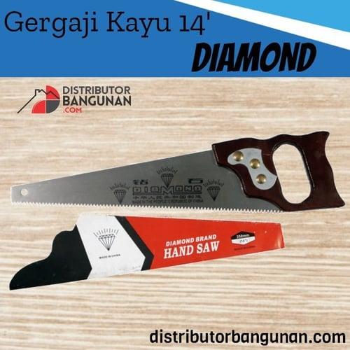Gergaji Kayu 14 Diamond