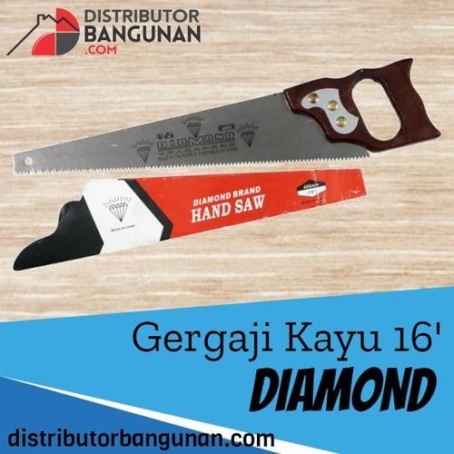 Gergaji Kayu 16 Diamond
