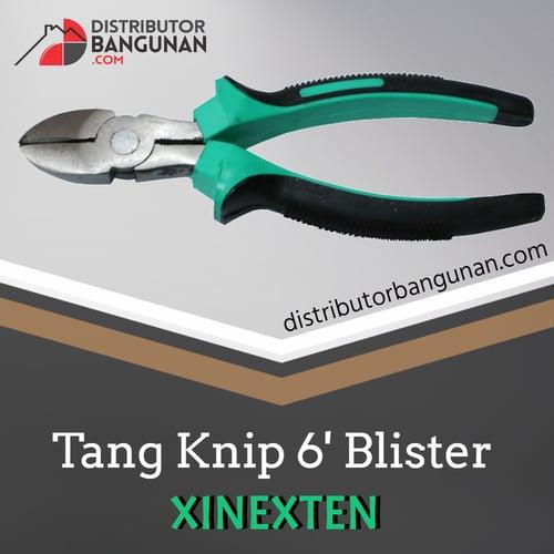 Tang Knip 6 Blister XINEXTEN