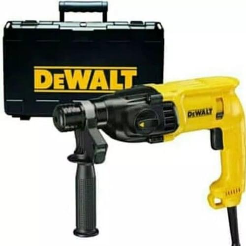 Mesin Bor 22mm 2kg 2 mode SDS Plus hammer DEWALT D25032K-B1