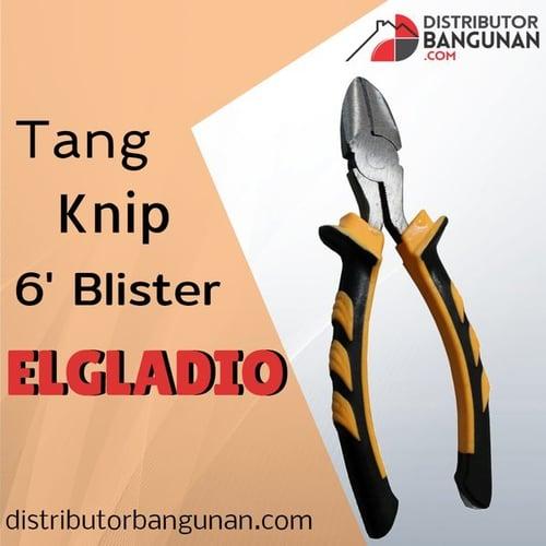 Tang Knip 6 Blister ELGLADIO
