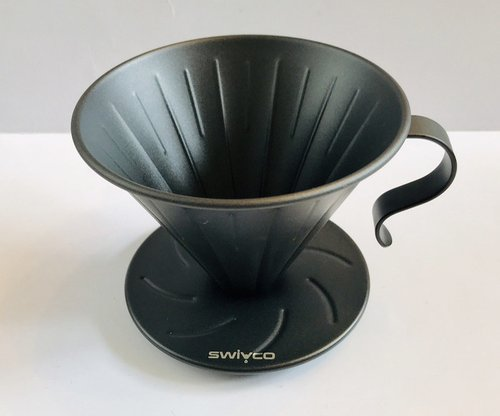 V60 Stainless Dripper 02 Swivco For 2-4 Cups , V60-SW02