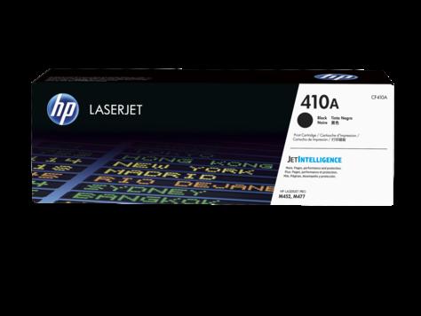HP 410A Black Laserjet Cartridge - CF410A Original