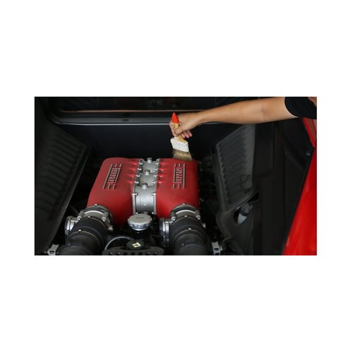 Auto Glaze Engine Detailing Small Car
