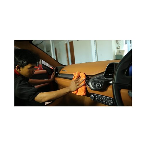 Auto Glaze Interior Detailing Large Car