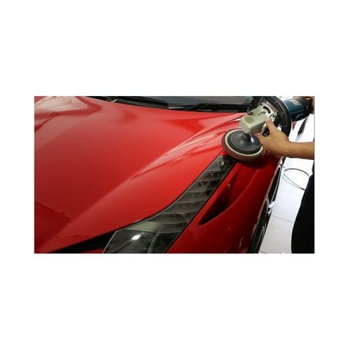 Auto Glaze Coating Maintenance Package Exterior Detailing Coating Large Car