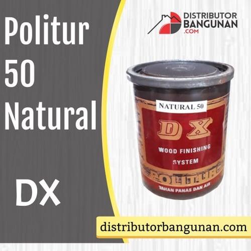 Politur 50 Natural DX