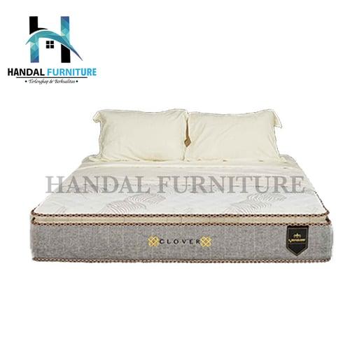 Superland Hanya Kasur Spring Bed Clover 120x200