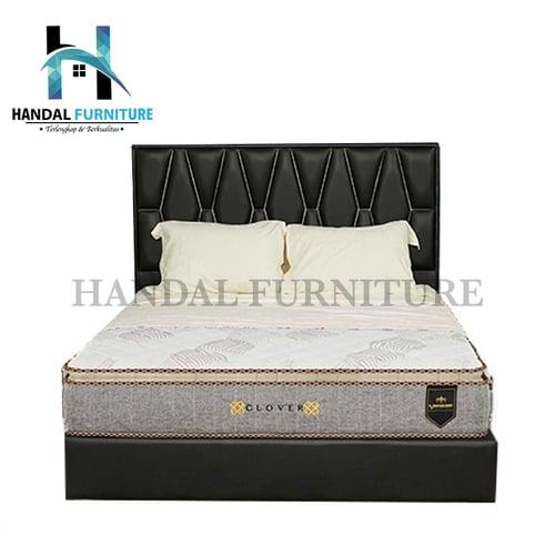 Superland Set Kasur Spring Bed Clover 200x200