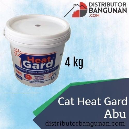 Cat Heat Gard Abu 4Kg