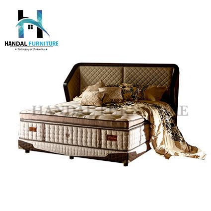 Lady Americana Set Kasur Spring Bed Heirloom 200 x 200