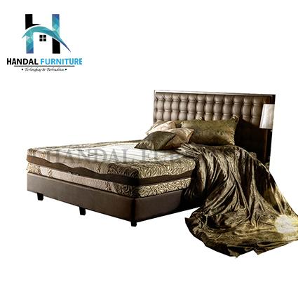Lady Americana Set Kasur Spring Bed Heritage 100 x 200
