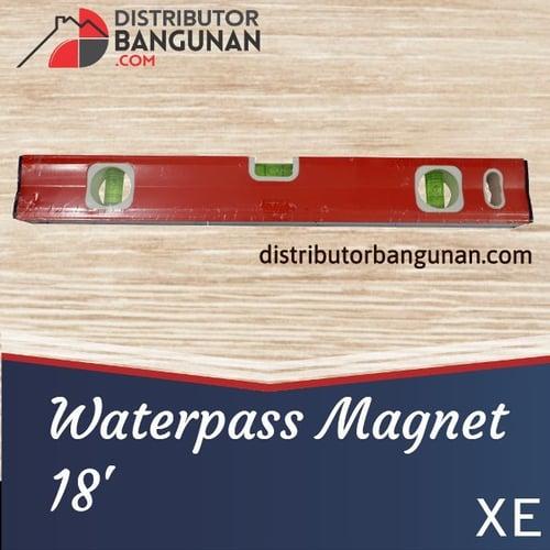 Waterpass Magnet 18 XE