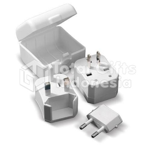 Souvenir Promosi Travel Adapter 01