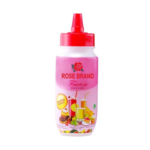 ROSE BRAND Fruktose Gula Cair 500 gr 1dus