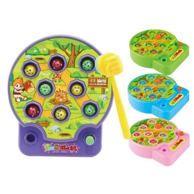 Mainan Edukasi Anak Pukul Hamster Elektrik