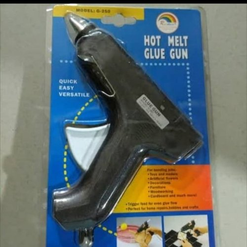 alat lem tembak Hot melt glue gun besar 40w hitam G-250 Original