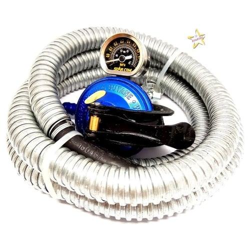 Regulator Gas Star Cam SC-23MSS dengan Selang