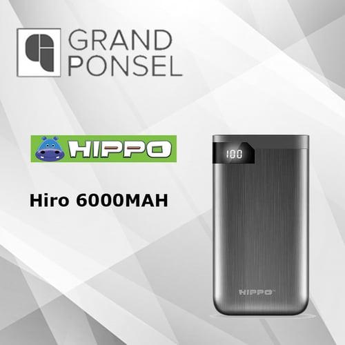Hippo Power Bank Hiro 6000 mAh