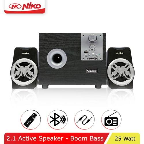 NIKO Speaker Slank Classic Isi 8 Unit