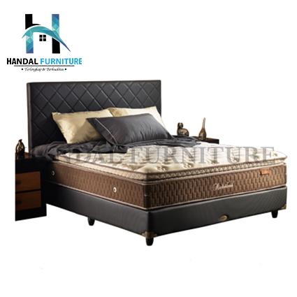 Lady Americana Set Kasur Spring Bed Richmond  100 x 200