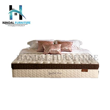 Lady Americana Hanya Kasur Spring Bed Spinal Care 100 x 200