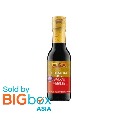 LEE KUM KEE Premium Soy Sauce 250 ml