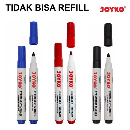 Permanent Marker / Spidol Permanen Joyko PM-17
