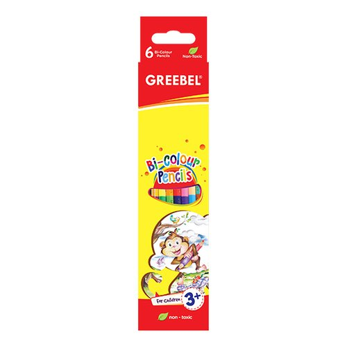 GREEBEL 7206 PENCIL BI COLOR