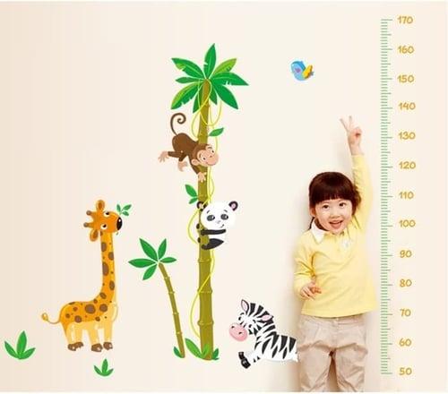 Termurah & Best Seller ! Sticker Dinding Wallsticker jerapah zebra