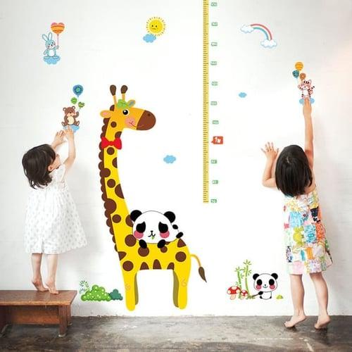 Termurah & Best Seller ! Sticker Dinding Wallsticker Jerapah Panda