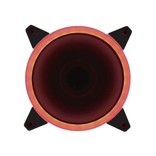 Digital alliance OX12 Riing Fan LED Merah - Fan Case