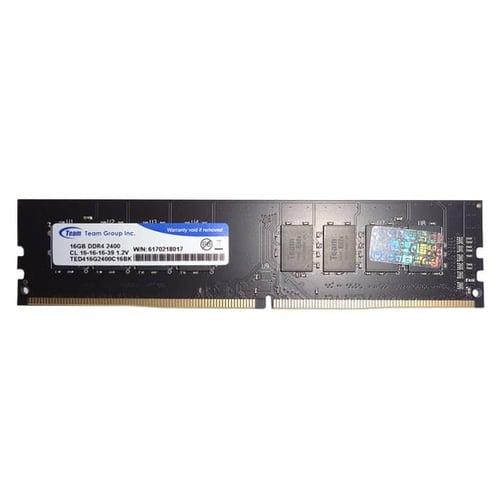 Team Elite 16GB DDR4 PC 2400 LONGDIMM – Memory Ram PC