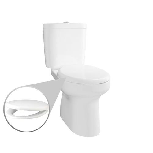 TOTO Closet Duduk Set CW421 SW420JP TC505 White Dual Flush