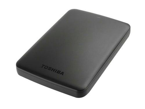 Toshiba Canvio Basic 1TB External USB 3.0 –Hitam