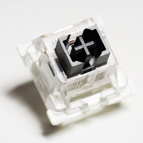 Digital alliance Meca Switch Outemu Anti Dust Switches - Black