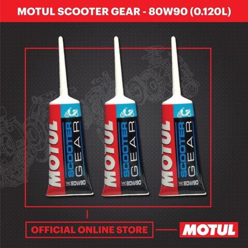 MOTUL Scooter Gear 80W90 120 ml